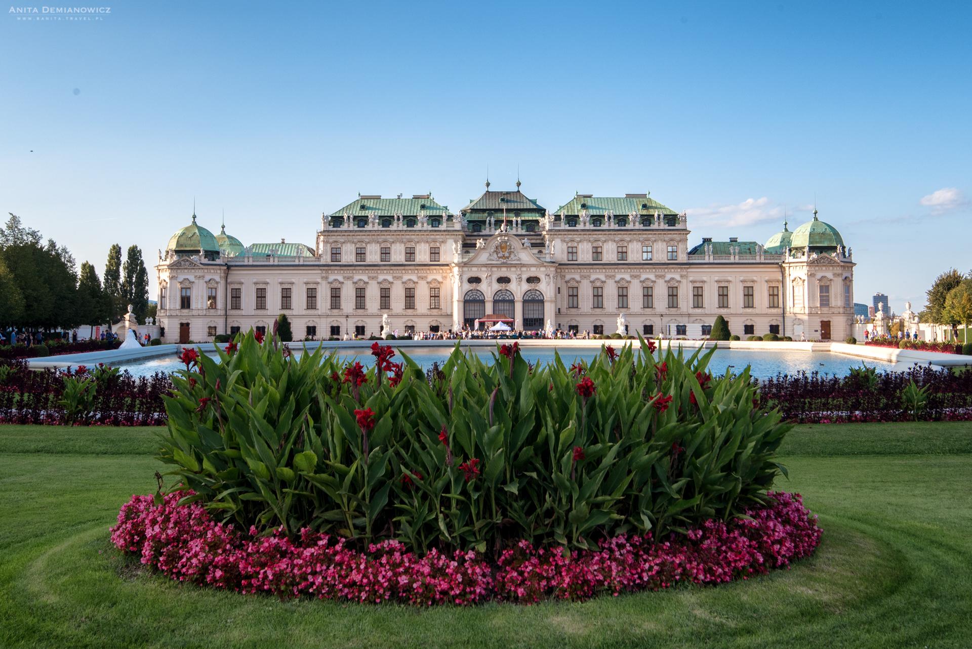 Pałac-Belwedere,-Austria,-Wiedeń