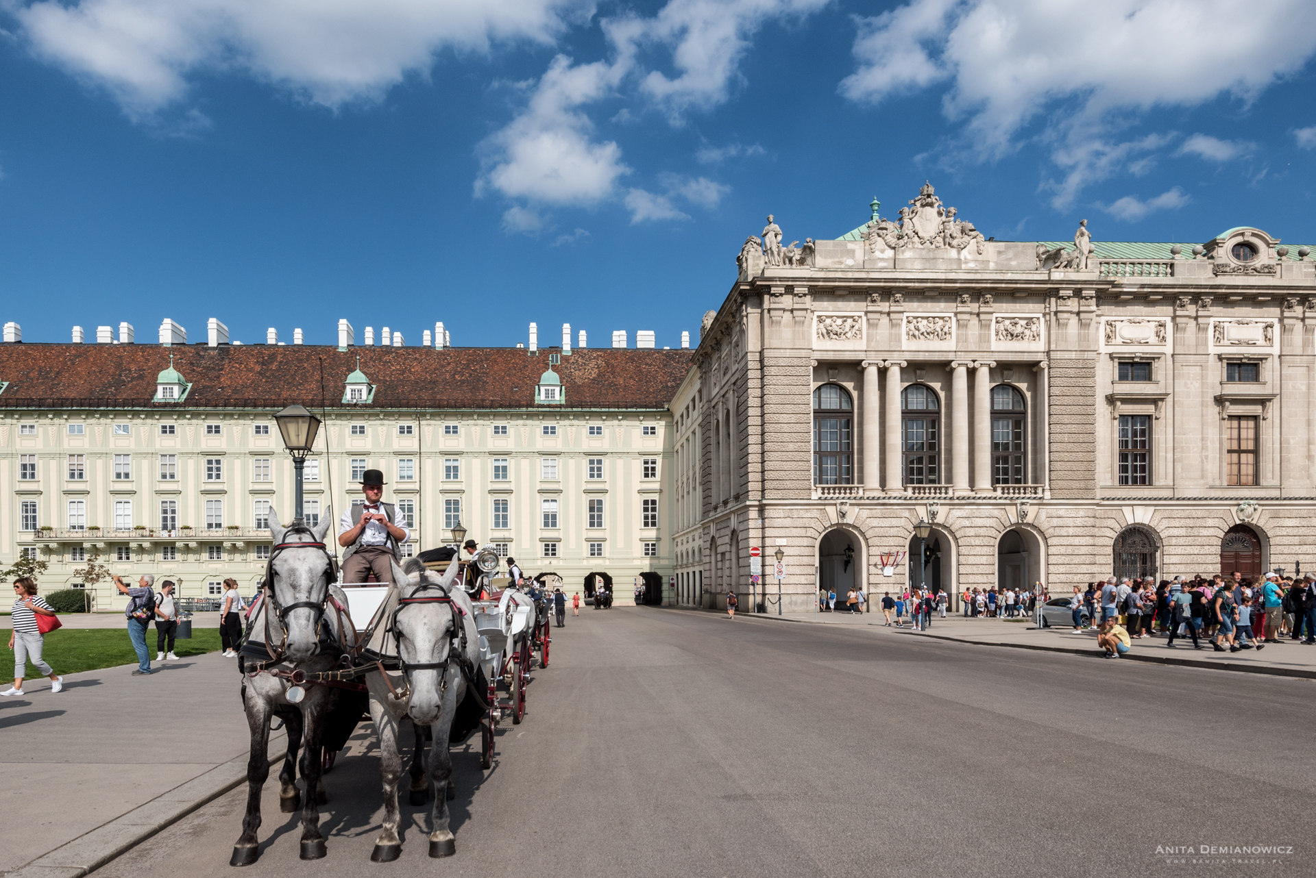 Pałac Hofburg, Austria, Wiedeń
