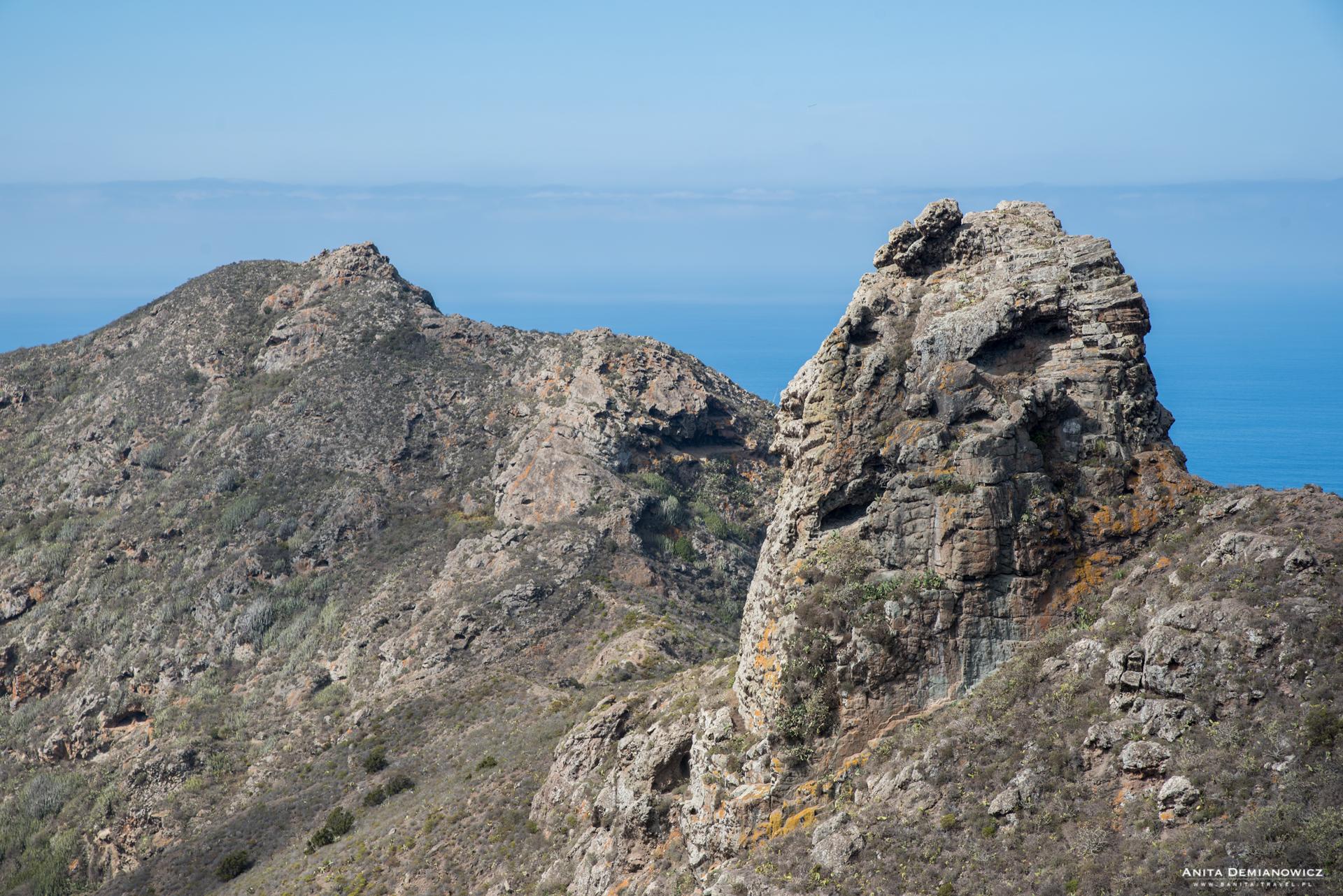 Anaga, Teneryfa, Wyspy Kanaryjskie