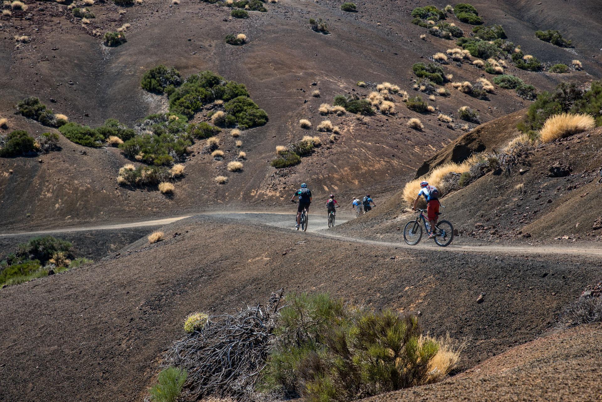 Teneryfa rowerem, Wyspy Kanaryjskie