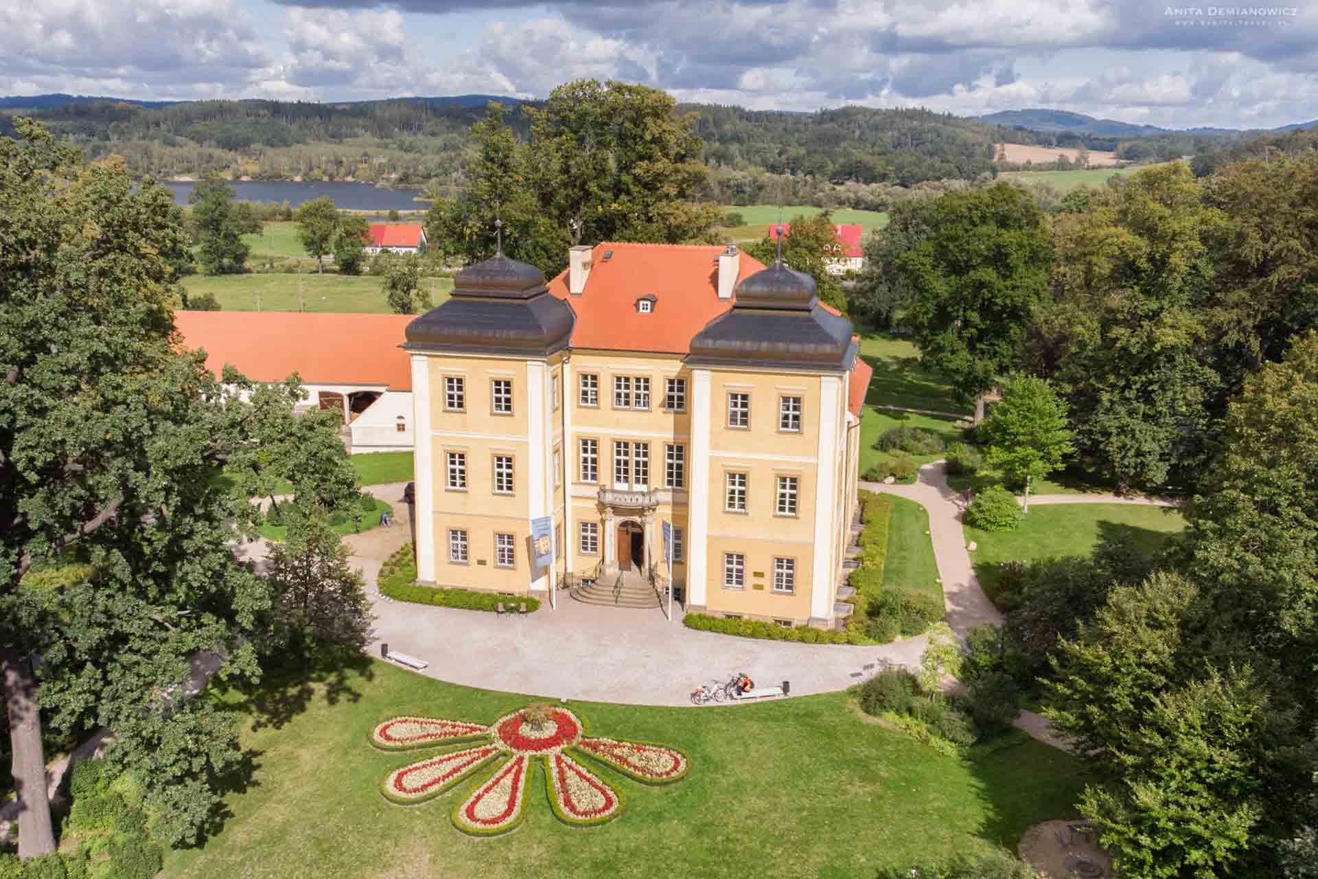 Zamki ipałace naDolnym Śląsku