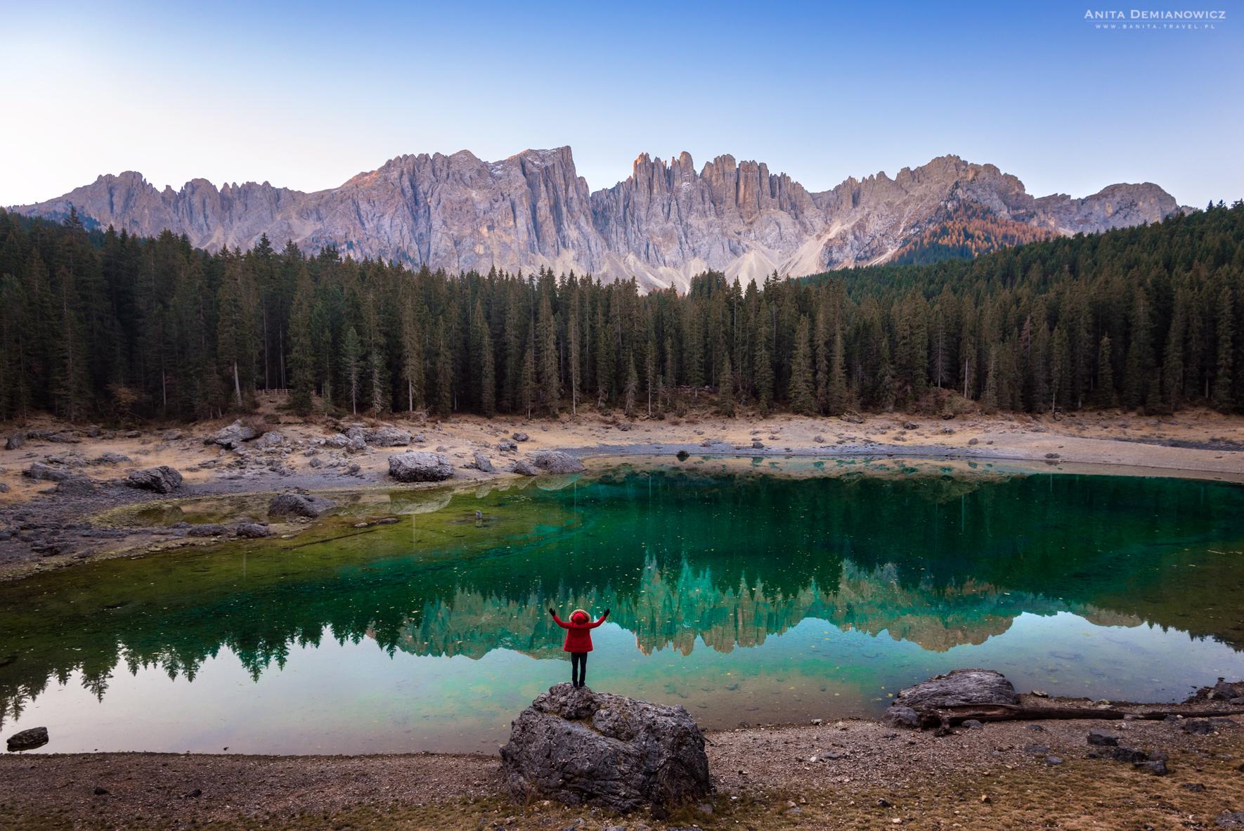 Dolomity, Lago di Cerreza