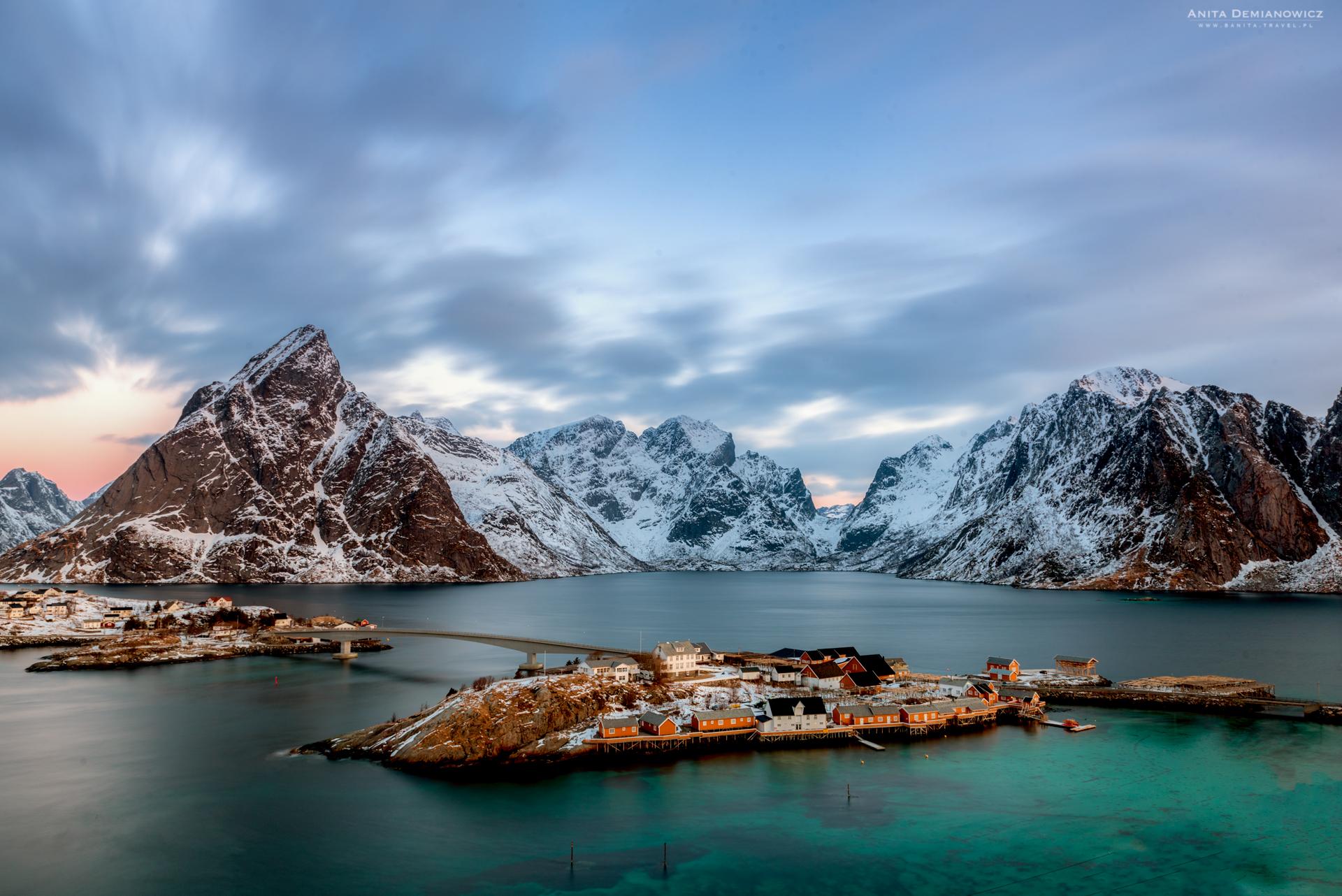 Lofoty Norwegia