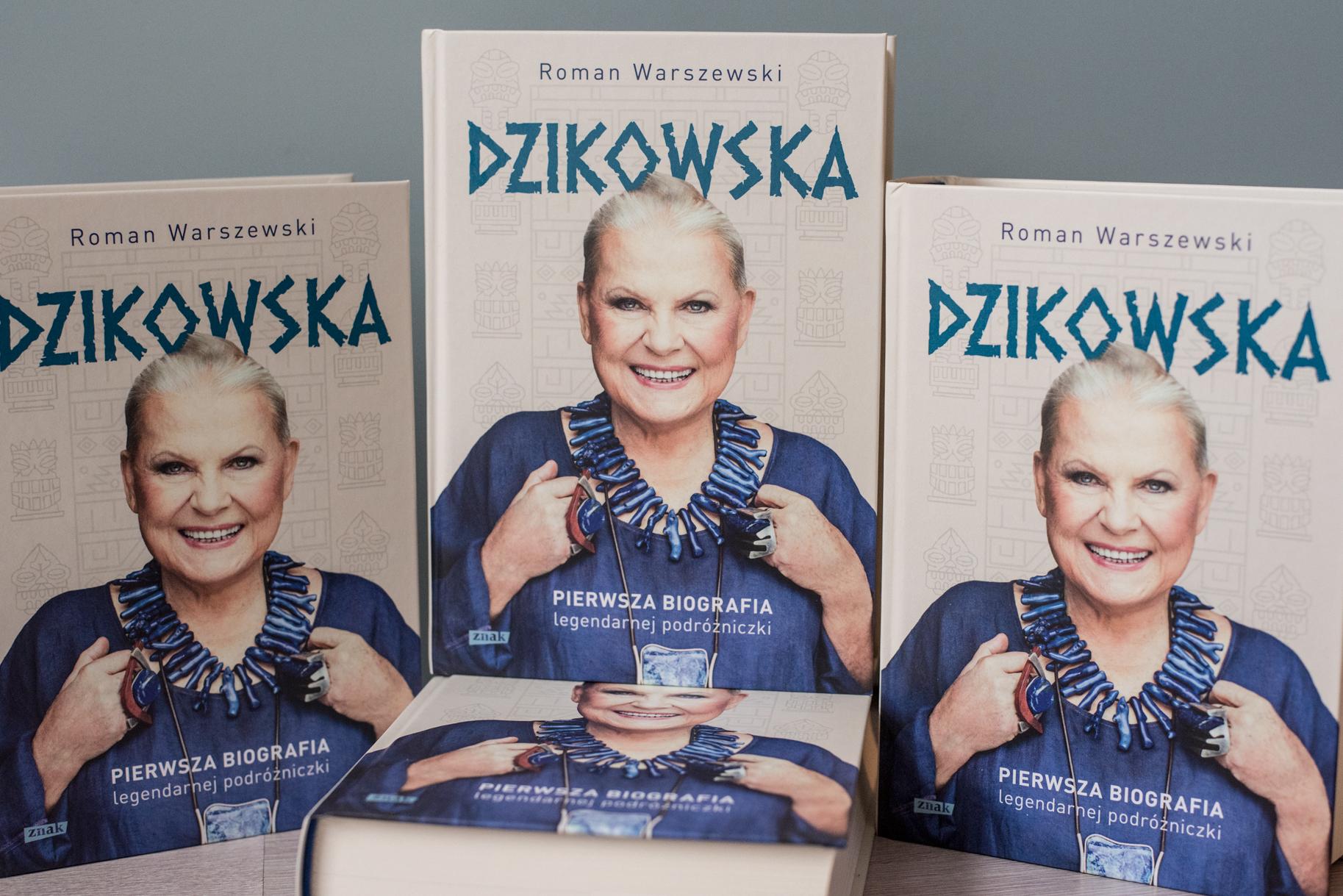 Podróżniczka Elżbieta Dzikowska