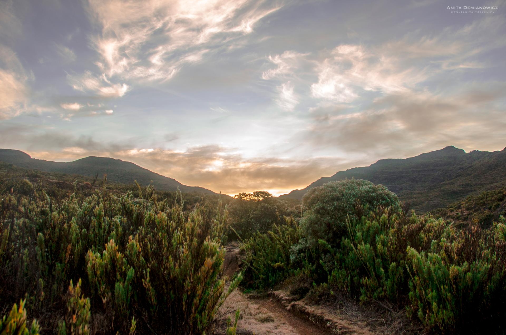 Kostaryka, Cerro Chirripo