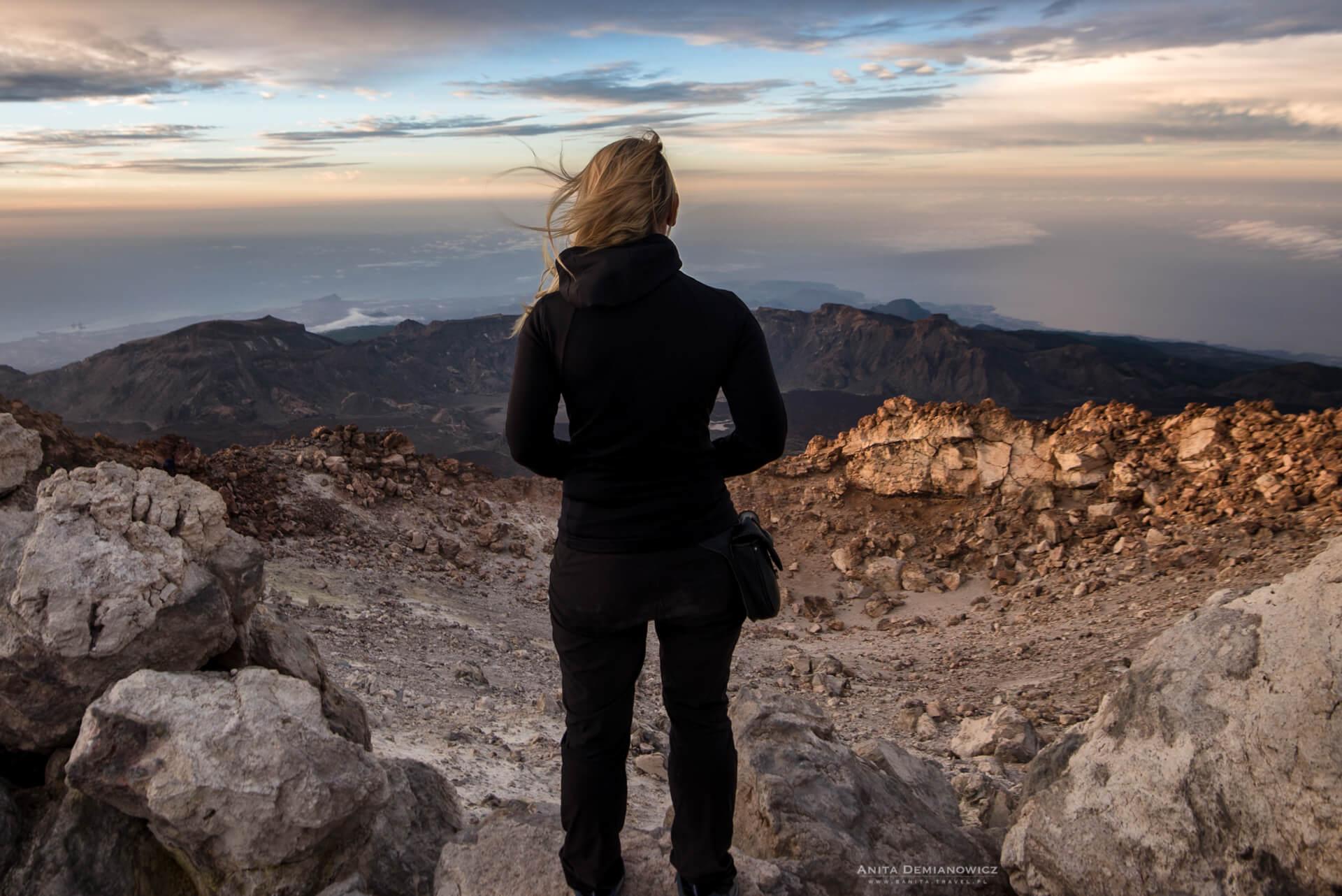 Teneryfa atrakcje - wulkan Teide