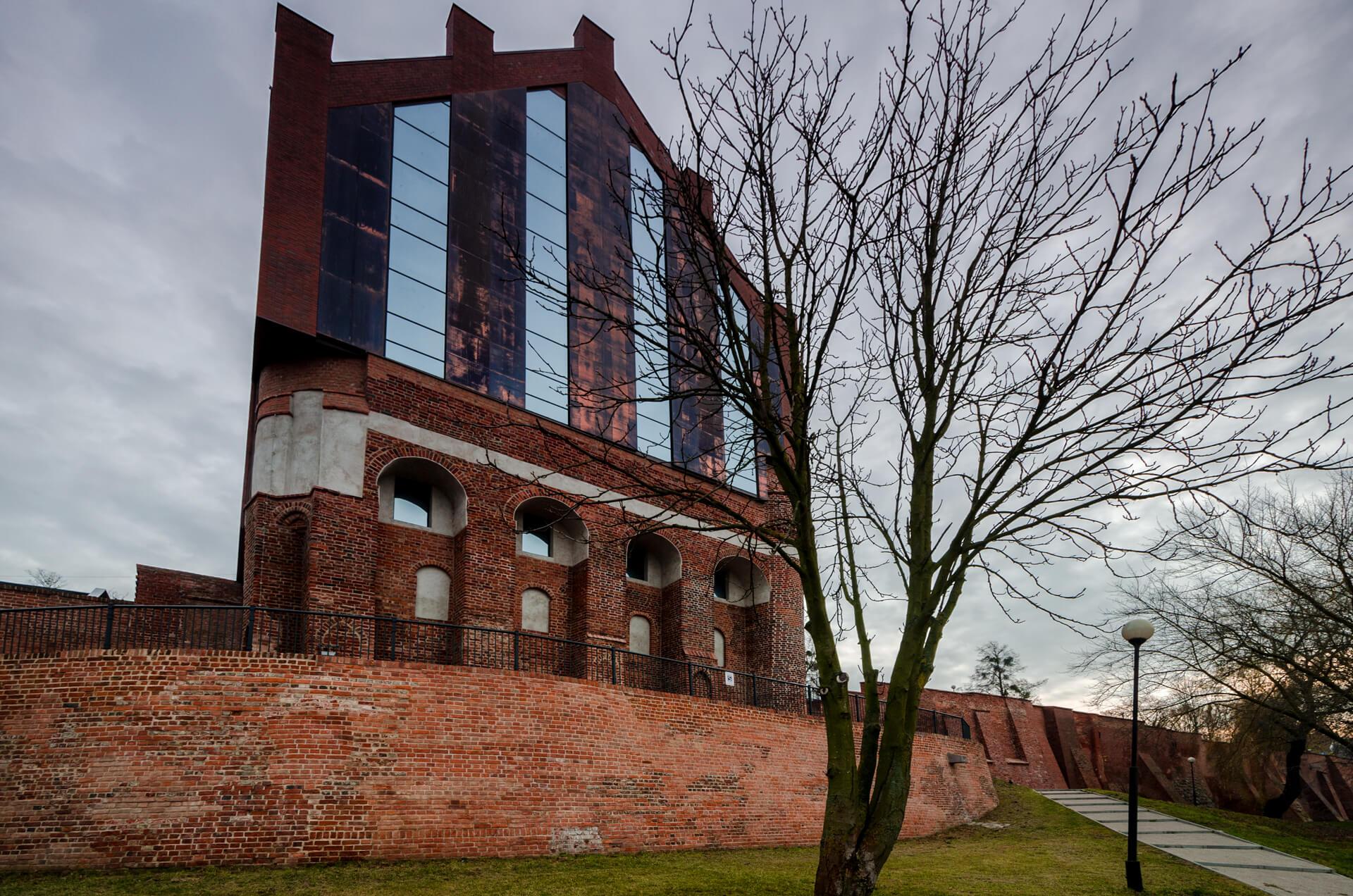 Zamek wMalborku