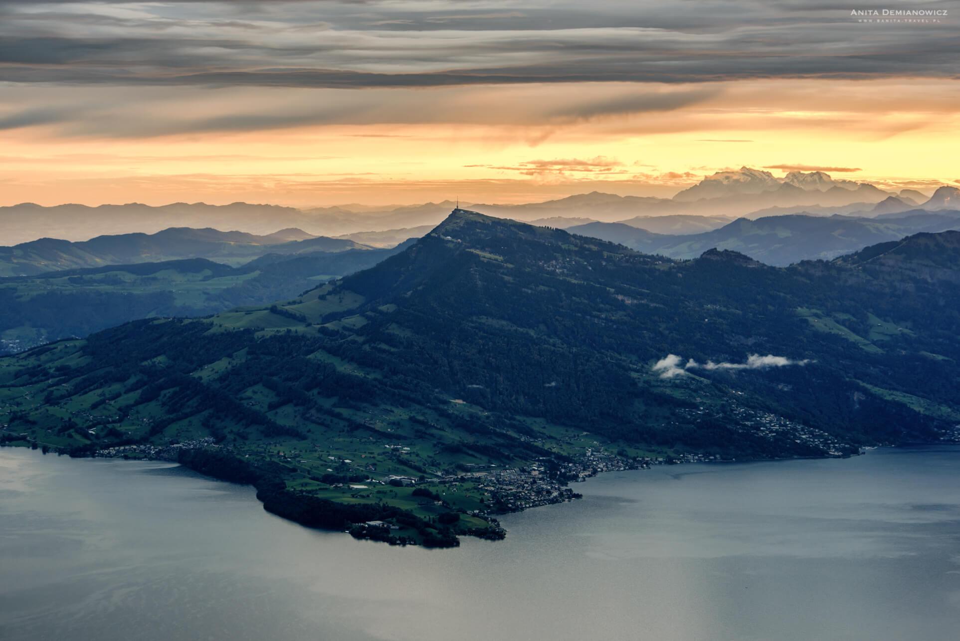 Szwajcaria gory atrakcje