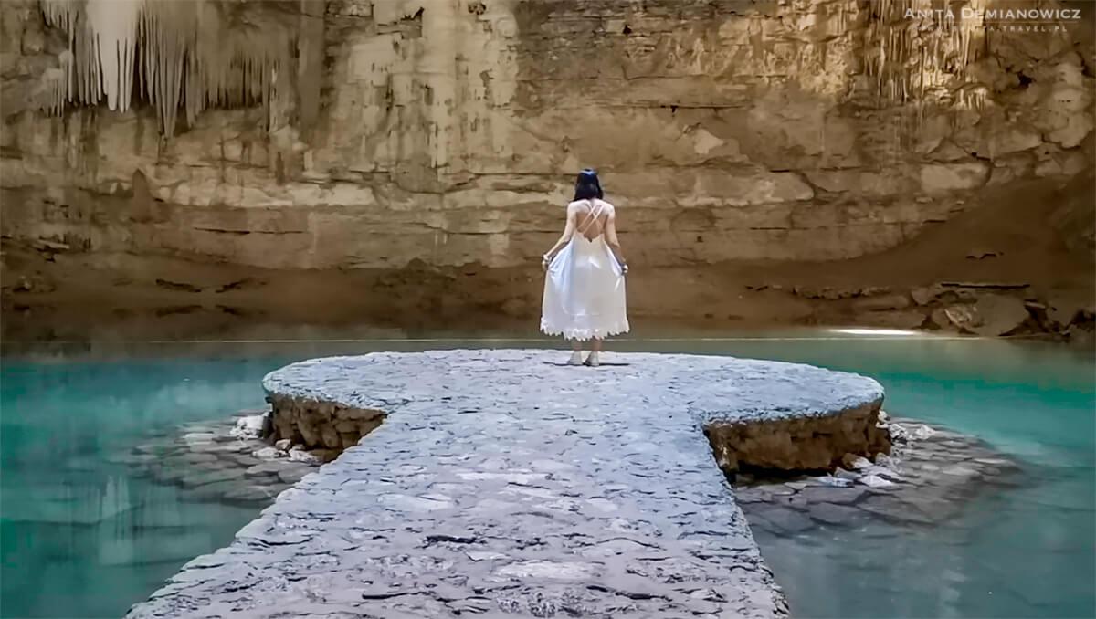 Cenoty Meksyk, Cenotes Suytun