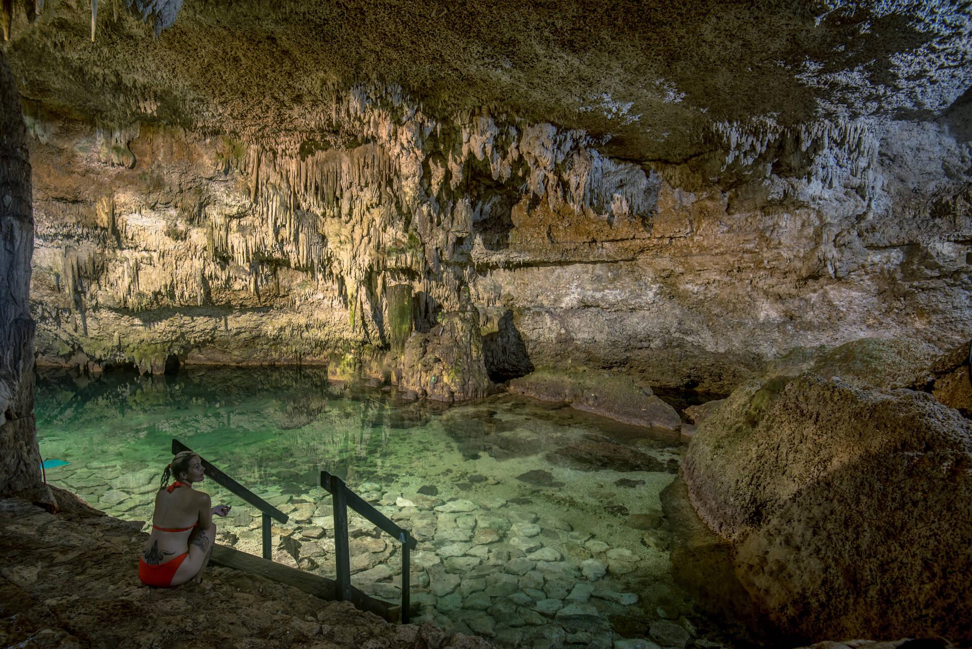 Cenoty Meksyk, cenote Cho Ha