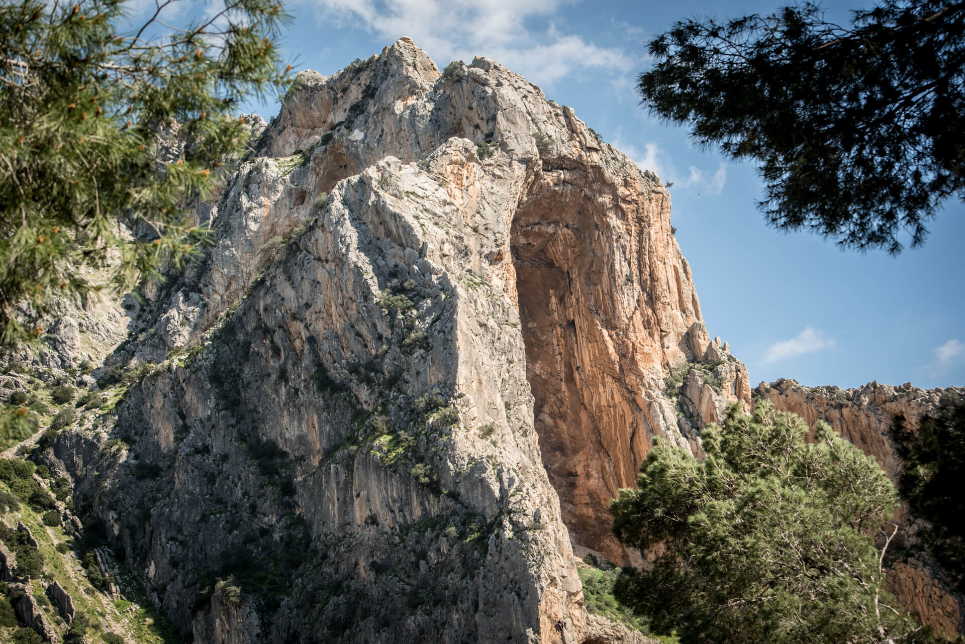 Andaluzja, Malaga, Caminito del Rey, atrakcje Hiszpanii
