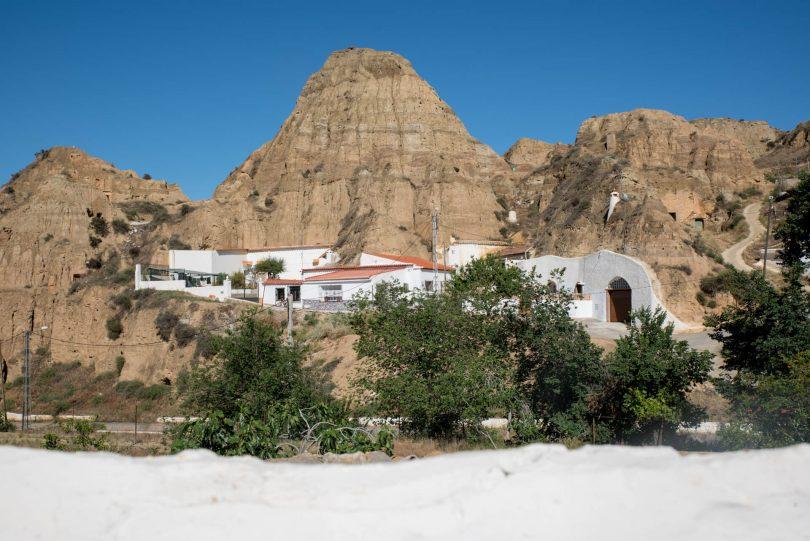 Jaskinie, ciekawostki ze świata Guadix