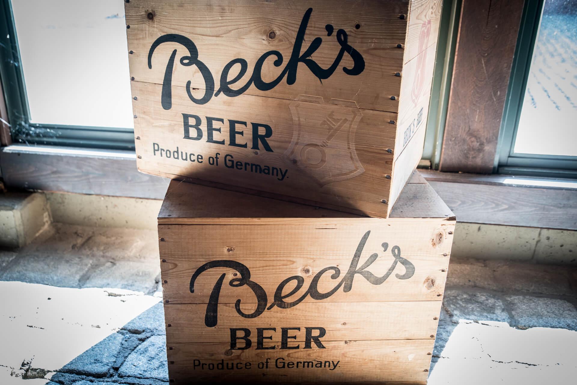 Brema piwo Beck's